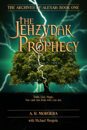 The Jehzydak Prophecy