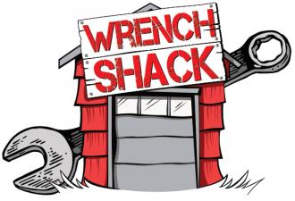 Wrench Shack Logo